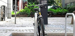Nowe stojaki dla rowerów już gotowe