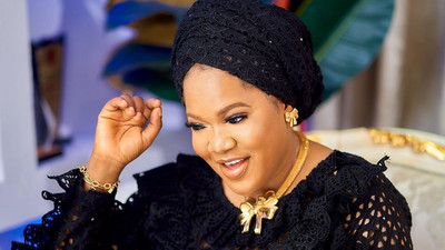 Toyin Abraham hints at new reality show set to feature family