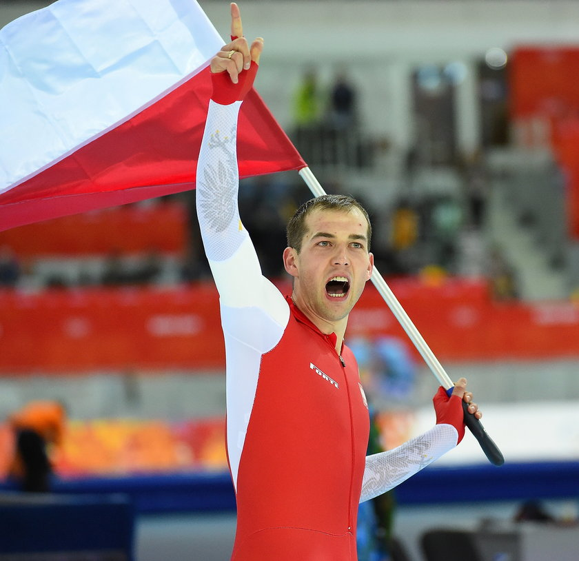 Najlepsi polscy sportowcy nominowani w plebiscycie 2014: Zbigniew Bródka