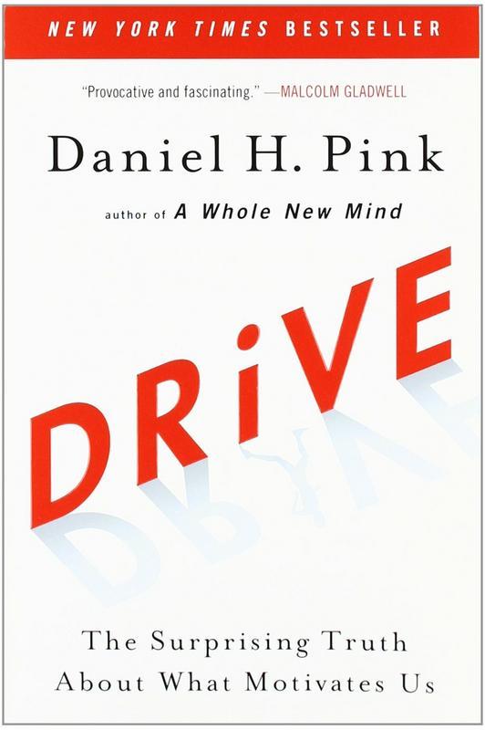 """""""Drive"""" Daniela Pinka to książka o """"zaskakujących rzeczach, które nas motywują"""""""