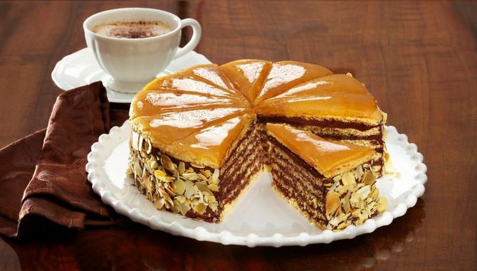 Vremenom je nastalo čak 120 različitih recepata ove torte