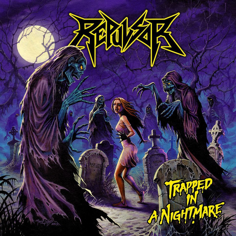 "Repulsor – ""Trapped In A Nightmare"""