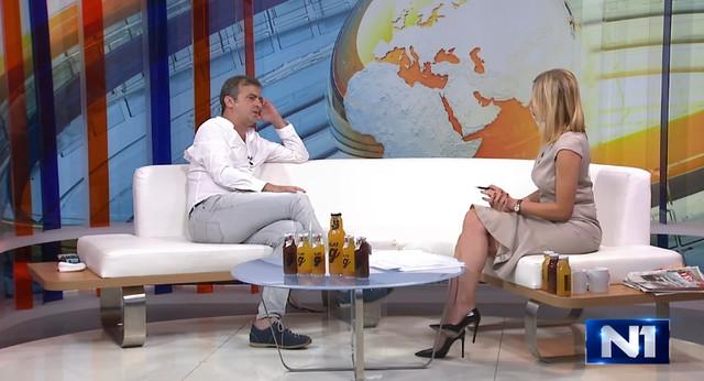 Trifunović je naveo kako ne bi pregovarao sa Tačijem i Haradinajem