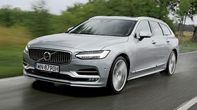 Volvo V90 D5 AWD – kombi też może dobrze wyglądać | TEST