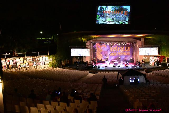 Nišvil ONLINE održan na Letnjoj pozornici u niškoj Tvrđavi bez prisustva publike
