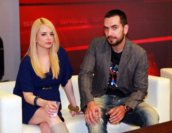 Ana Štajdohar i Nikola Demonja