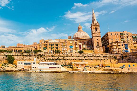 Biserno ostrvo Mediterana