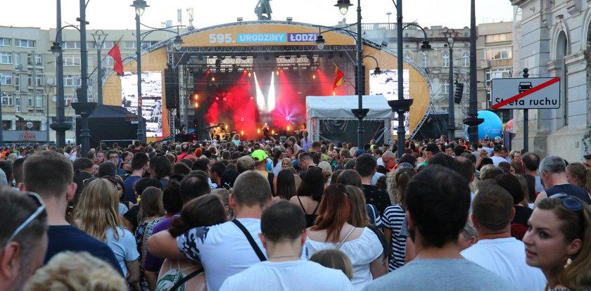 Łódź świętuje 596. urodziny!
