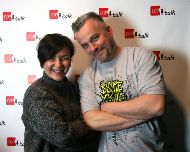 Kasia Łaska i Marcin Cichoński