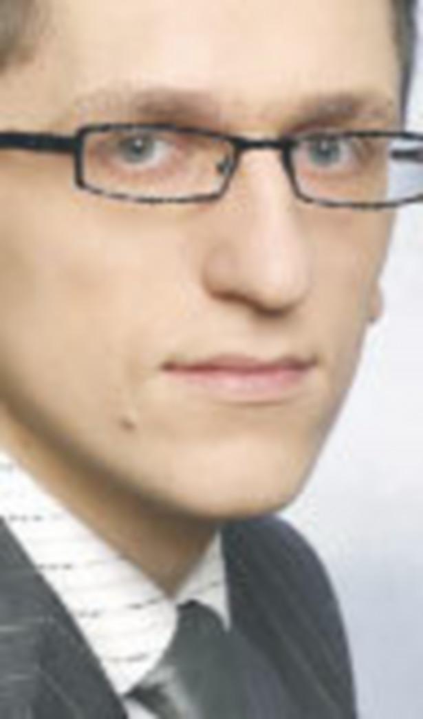 Jacek Ciborski, menedżer, doradztwo biznesowe, Pricewaterhouse- Coopers