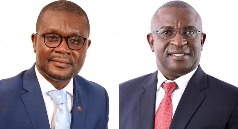 Kwabena Nifa Aning, Sheikh Jobe appointed as new Directors of StanChart Ghana