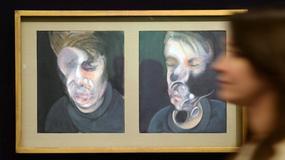 Policja odzyskała trzy ze skradzionych obrazów Francisa Bacona