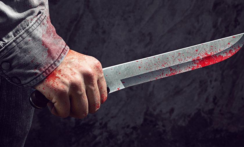 16-latek bez żadnego powodu zaatakował mężczyznę w Kwidzynie