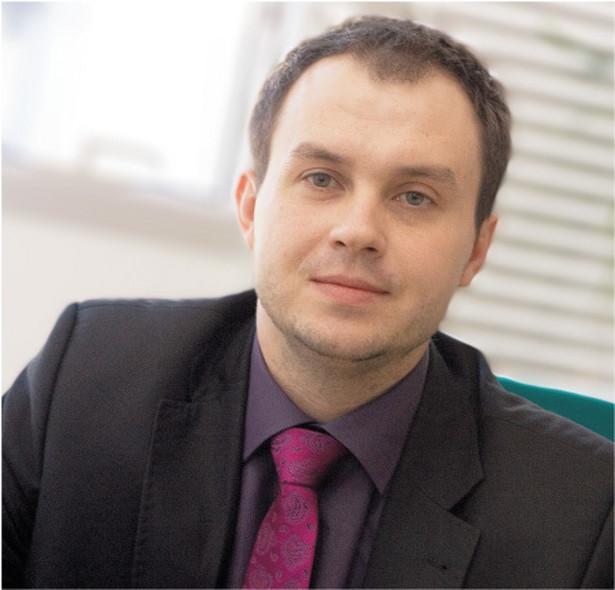 Jerzy Dąbrowski, dyrektor Departamentu Faktoringu i Finansowania Handlu, Bank Millennium