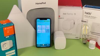 Apple Homekit: So funktioniert Smart Home mit Komponenten ab 10 Euro