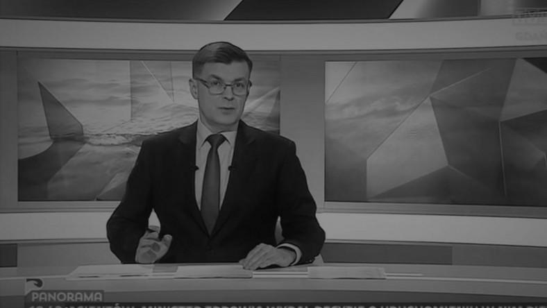 Piotr Świąc/fot. Twitter @TVPGdansk
