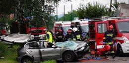 Tragiczny początek wakacji. 18-latek zginął za kierownicą