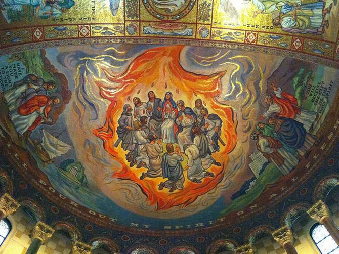 Danas su DUHOVI, treći najveći hrišćanski praznik, a ovako ih valja obeležeti: OVAJ OBIČAJ je posebno lep i donosi SREĆU I HARMONIJU!