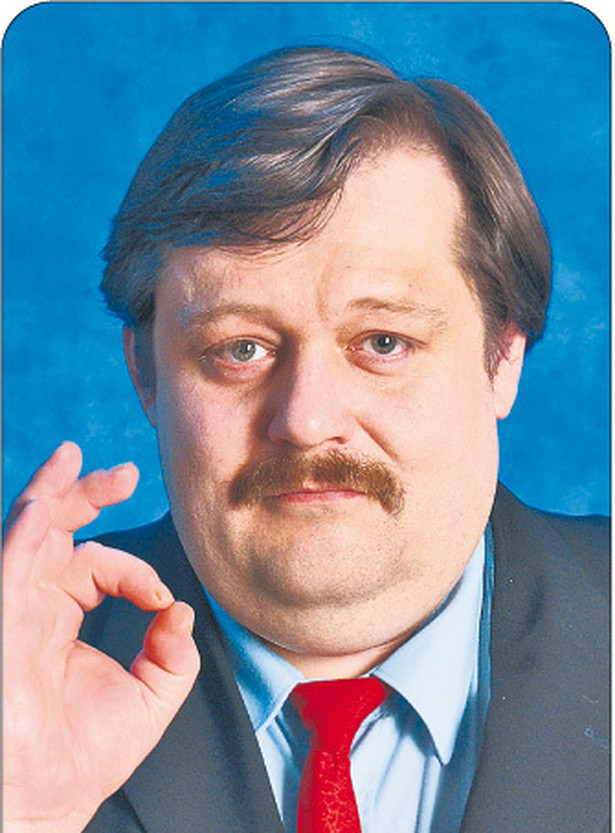 Werner Gruber, naukowiec z Instytutu Fizyki Eksperymentalnej na uniwersytecie w Wiedniu. Popularyzator energii atomowej Fot. Materiały prasowe