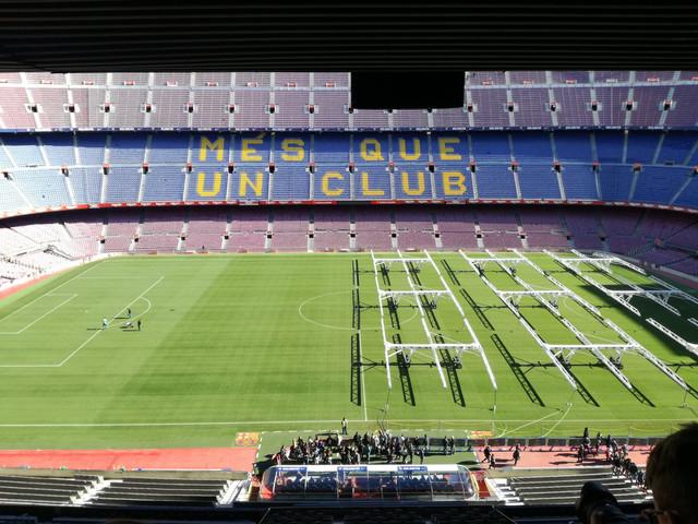 Nou kamp, stadion FK Barselona