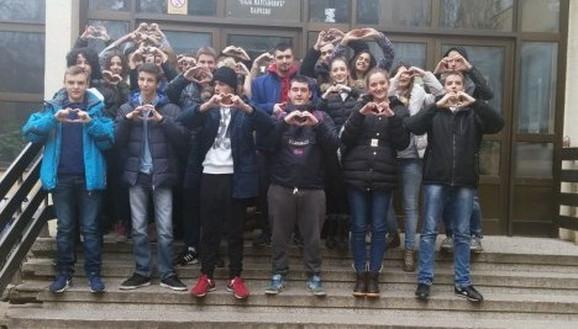 Učenici iz Pančeva