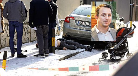 5. januar 2019., Nebojšu Markovića (37) likvidirao je ozloglašeni Čaba Der