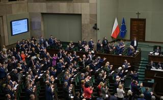 Posłowie KO chcą tajnego posiedzenia Sejmu. Potrzebna bezwzględna większość