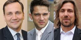 11 najprzystojniejszych polskich polityków