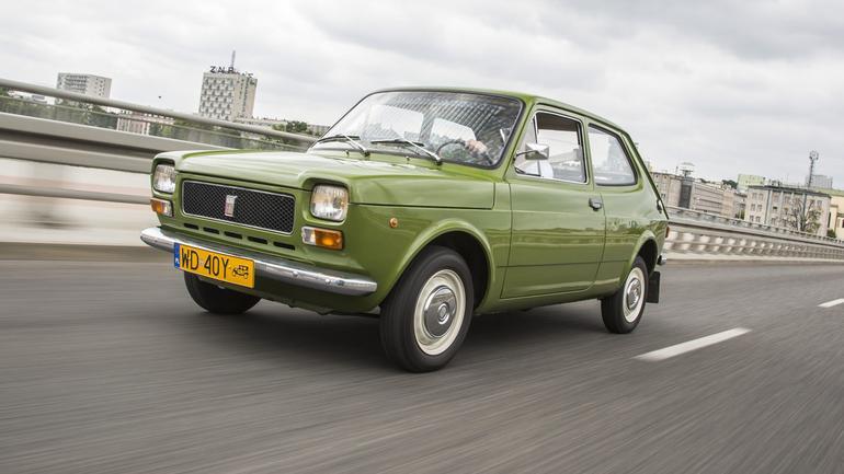 Fiat 127 - a mogło być tak pięknie