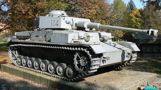 Unikatowy niemiecki czołg w Muzeum Oręża Polskiego w Kołobrzegu