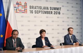 Lajčák: Ożywienie czy przetrwanie UE