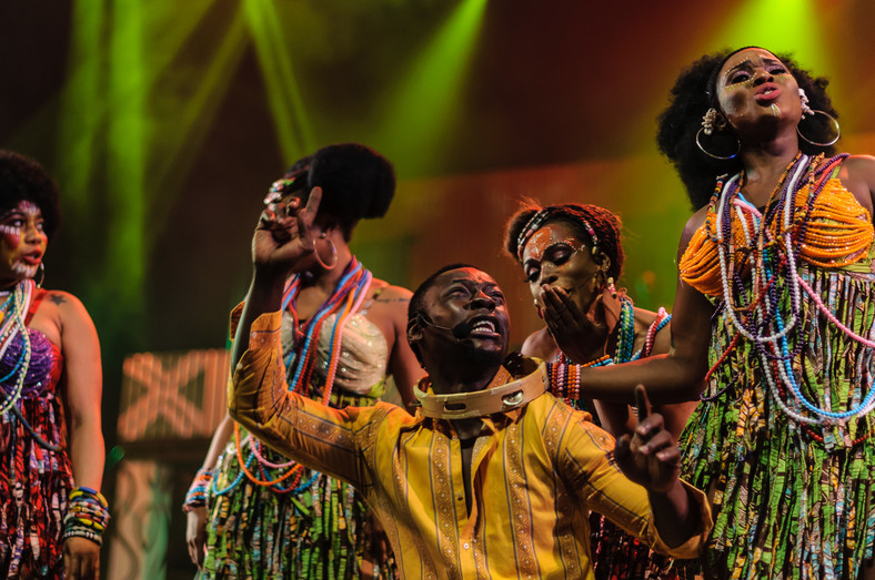 Fela and the Kalakuta Queens makes a major hit in South Africa