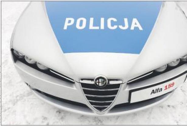 Za jedną alfę policja zapłaciła 130 tys. zł Fot. Jan Bielecki/East News