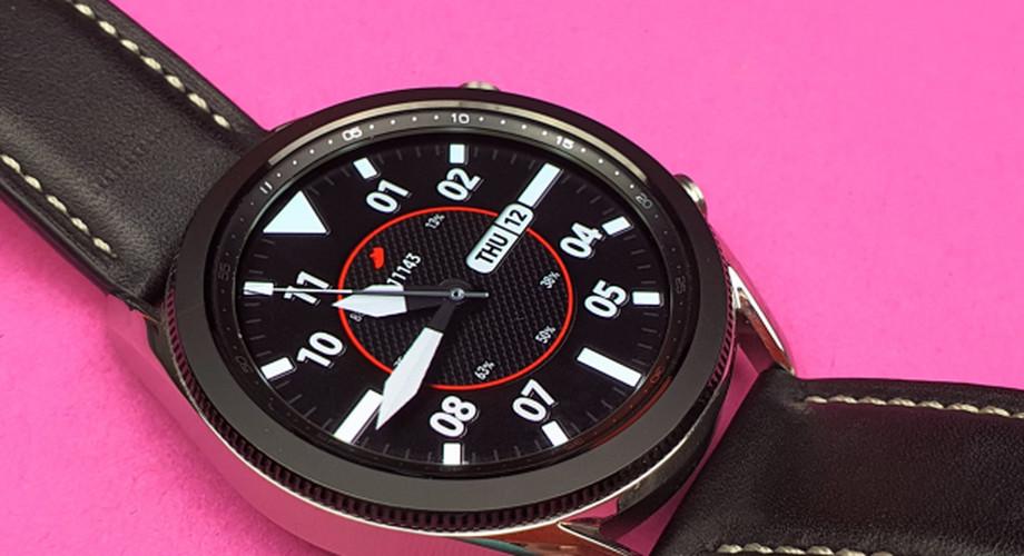 Samsung Galaxy Watch 3 im Test: Konkurrenz für Apple?