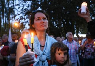 Tłumy ludzi na ulicach polskich miast. Protestują przeciwko trybowi reformy sądownictwa
