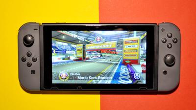Mario Kart 8 Deluxe für die Nintendo Switch im Test: Rennen fahren, Freunde verfluchen