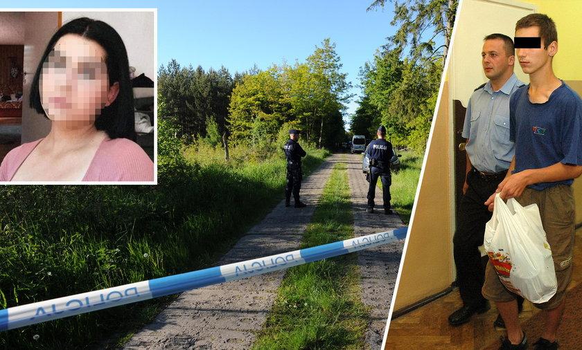 Potwór z Sulikowa zaatakował ponownie. Dawid J. przyznał się do zamordowania 18-letniej Magdy