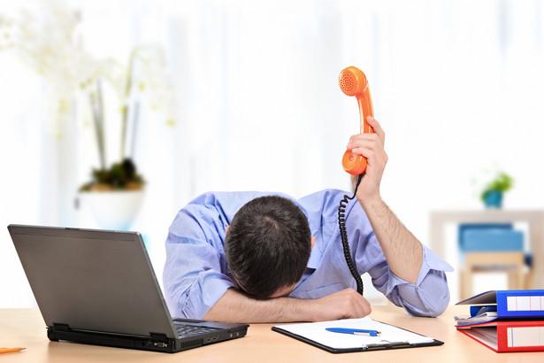 biznesmen biuro firma bankrut