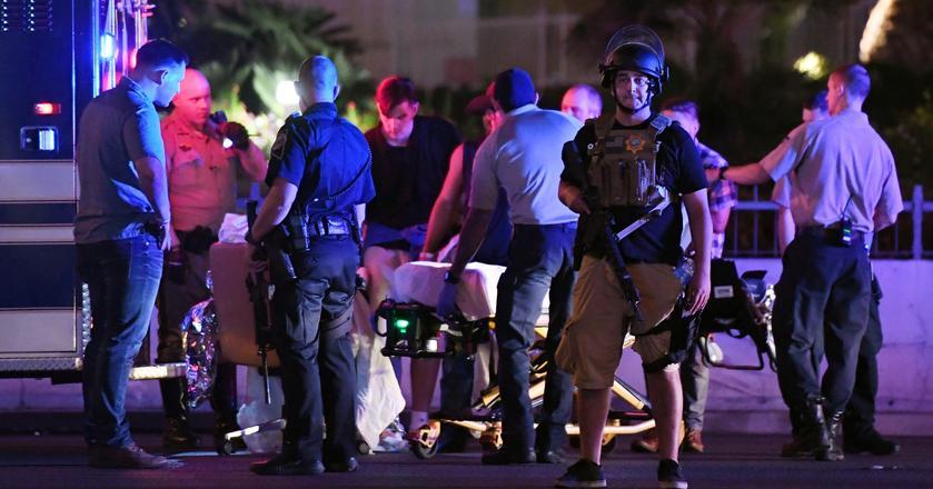 W strzelaninie w Las Vegas zginęło 59 osób