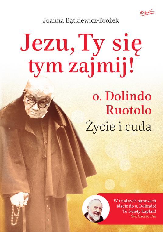 Tekst powstał na podstawie książki: Jezu, Ty się tym zajmij!