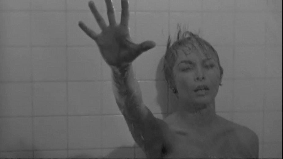 """""""Psychoza"""" - kadr z filmu"""