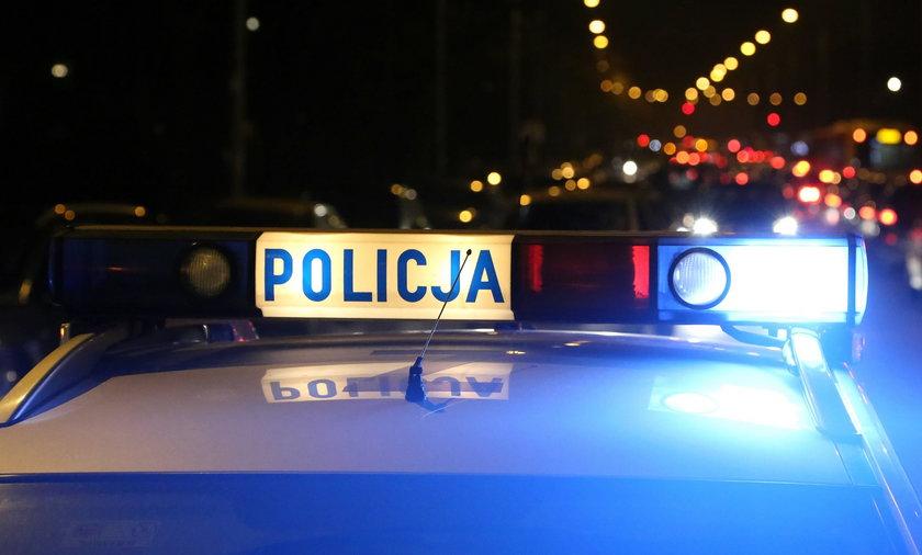 W wypadku w Zarzeczu zginął 87-letni kierowca