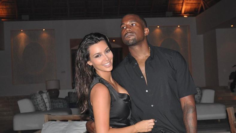 Kanye West and wife, Kim Kardashian [Instagram/KimKardashian]