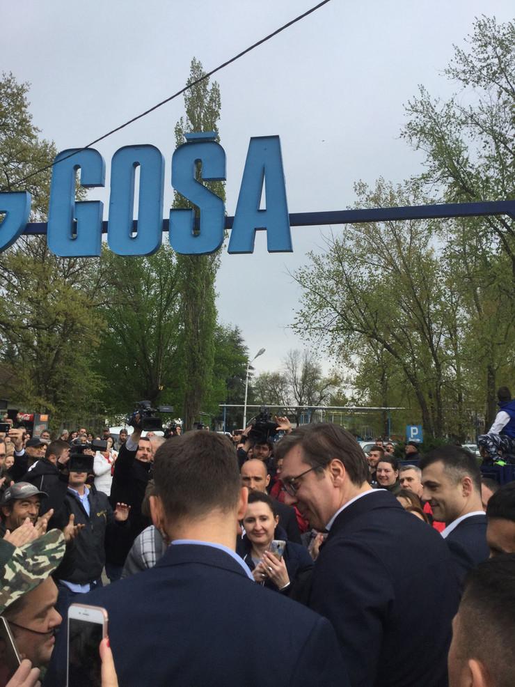 aleksandar vučić fabrika goša smederevska palanka03 foto Promo Vlada Srbije