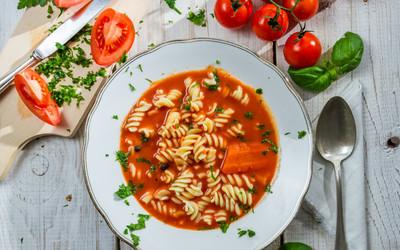 Zupa Pomidorowa Przepis Tradycyjny