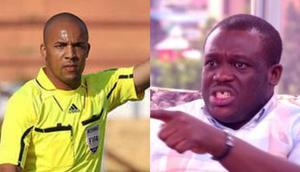 'Shambolic officiating!' – Sam George slams referee who handled Hearts vs Wydad game