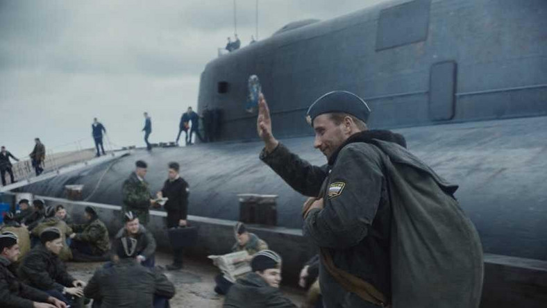 "Kadr z filmu ""Kursk"""