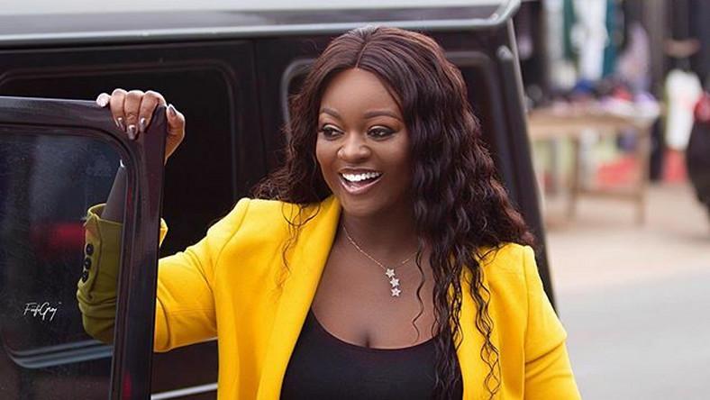 Ghanaian actress, Jackie Appiah