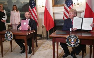 Polska w USA zacieśnia sojusz energetyczny