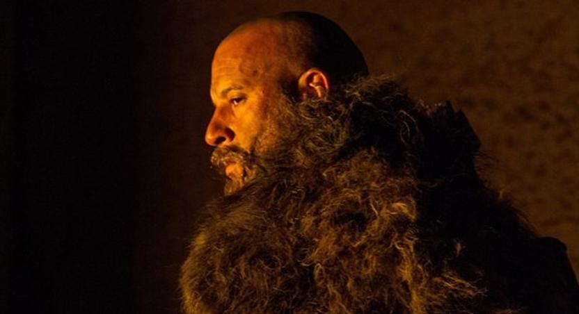 Vin Disel in 'The Last Witch Hunter'